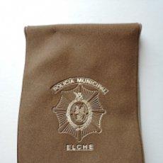 Militaria: PORTADOCUMENTOS POLICÍA MUNICIPAL ELCHE. Lote 201200765