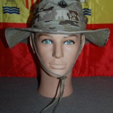Militaria: CHAMBERGO EJERCITO DE TIERRA ESPAÑOL MIMETIZADO ARIDO TALLA M. Lote 201590648