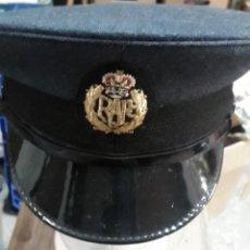 Militaria: MILITAR GORRA REINO UNIDO DE LA RAF EJERCITO DEL AIRE. Lote 202625627