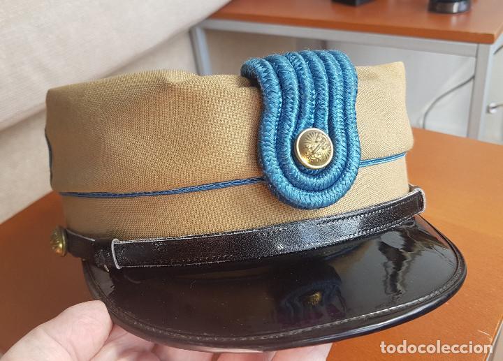 TERESIANA DE TROPAS NOMADAS - FRANCO (Militar - Boinas y Gorras )