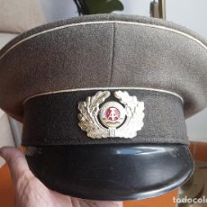 Militaria: GORRA NVA - EJERCITO DDR (REP.DEMOCRATICA ALEMANA). Lote 202639132