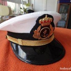 Militaria: GORRA DE SUBOFICIAL DE LA MARINA ESPAÑOLA. Lote 202717155