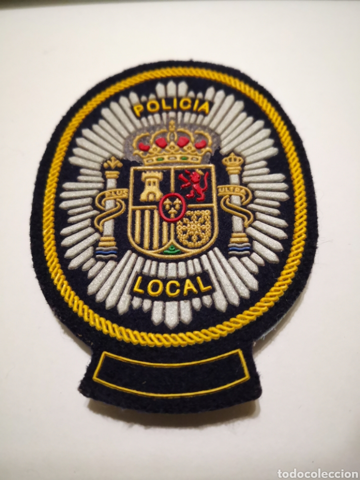 PARCHE POLICÍA LOCAL VALENCIA (Militar - Otros relacionados con uniformes )