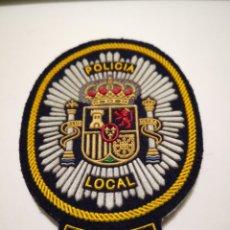 Militaria: PARCHE POLICÍA LOCAL VALENCIA. Lote 203164380