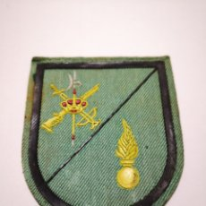 Militaria: PARCHE MILITAR LEGIÓN ARTILLERÍA PARCHE EJÉRCITO MILITAR. Lote 203164800