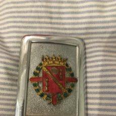 Militaria: HEBILLA ESCOLTA DE FRANCO PARA TROPA. Lote 203396412