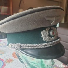 Militaria: GORRA DE OFICIAL DE ZAPADORES DE LA WEHRMACHT. Lote 203509548