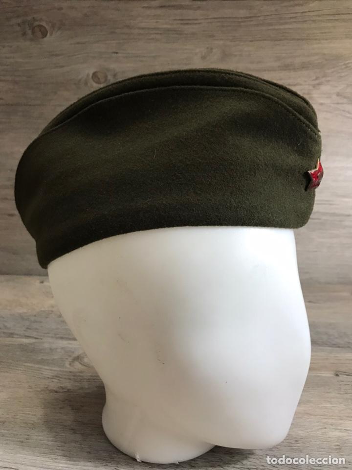Militaria: Gorra sovietica 1953 Talla 56 - Foto 3 - 203800301