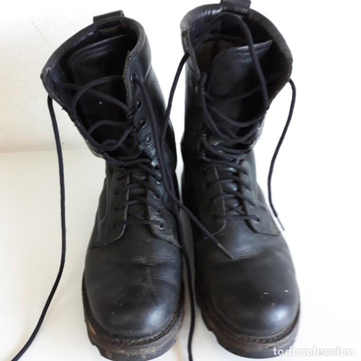 BOTAS DE CAMPAÑA ITURRI.TALLA 42. MUY POCO USO (Militar - Botas y Calzado)