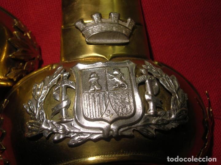 Militaria: DRAGONAS Y HOMBRERAS REPUBLICANAS DE OFICIAL JEFE DEL ARMA DE ARTILLERIA. SEGUNDA REPUBLICA. - Foto 3 - 205196687