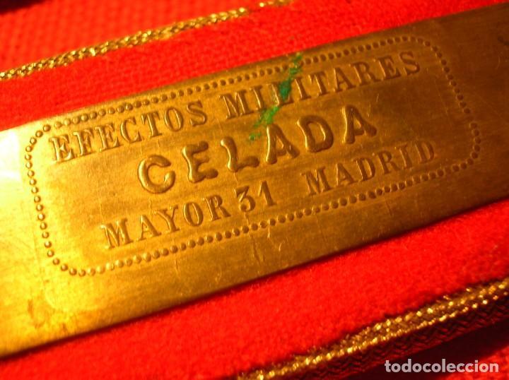 Militaria: DRAGONAS Y HOMBRERAS REPUBLICANAS DE OFICIAL JEFE DEL ARMA DE ARTILLERIA. SEGUNDA REPUBLICA. - Foto 5 - 205196687