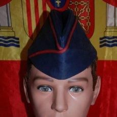 Militaria: GORRO ZAPADOR FERROVIARIO / GORRO MILITAR FERROCARRIL / RENFE. Lote 205331343