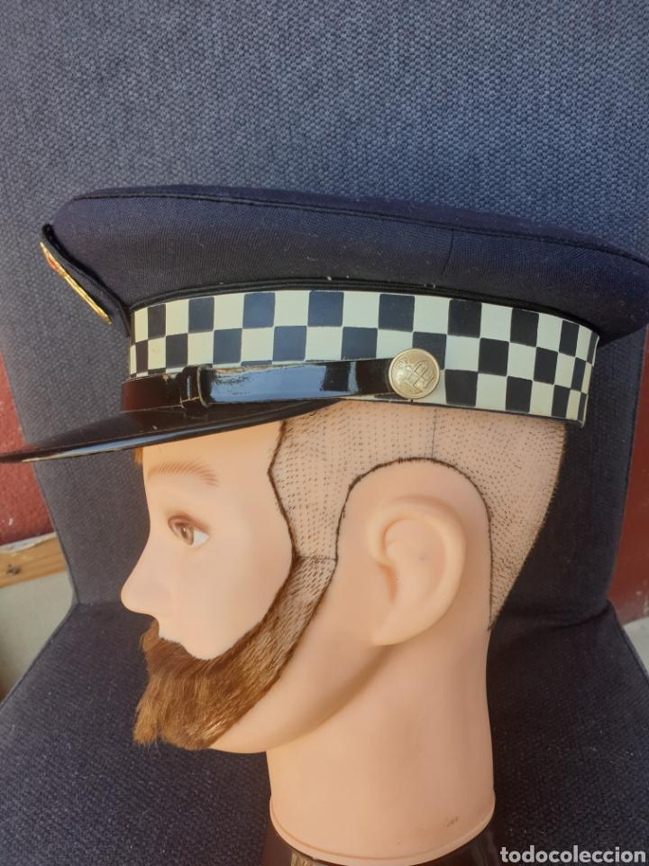Militaria: Gorra de policia Espana - Foto 4 - 205354435
