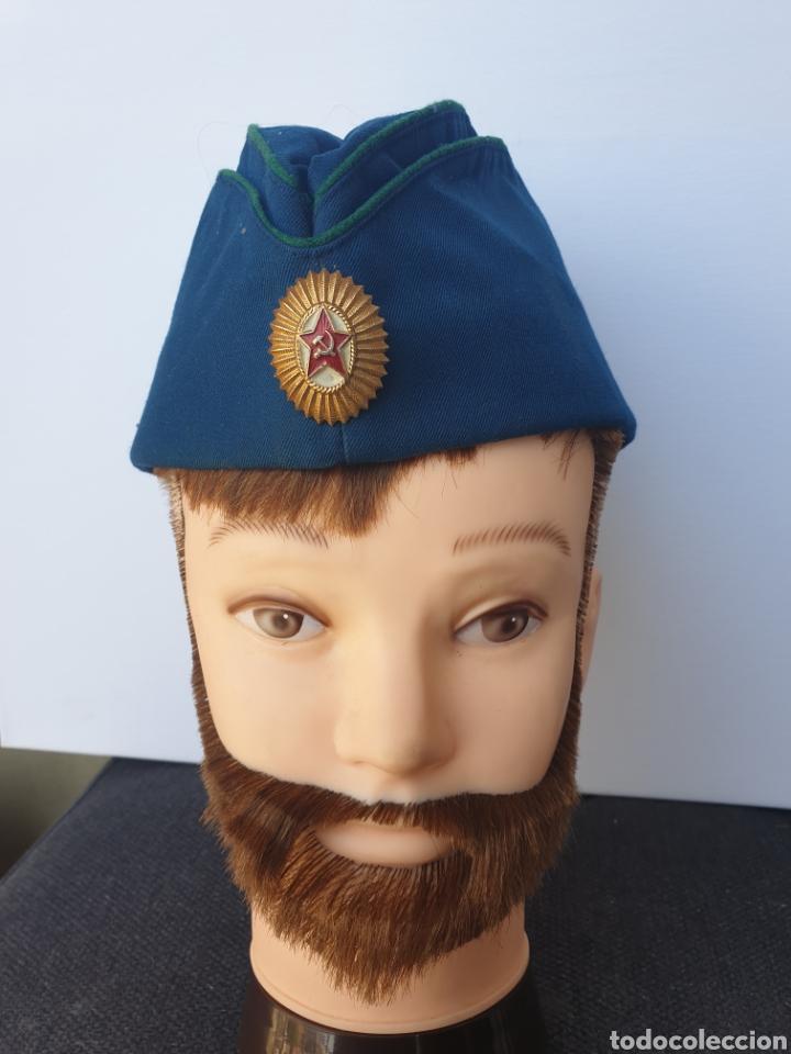 Militaria: Gorra oficial fronteras sovieticas.RARA - Foto 2 - 205366086