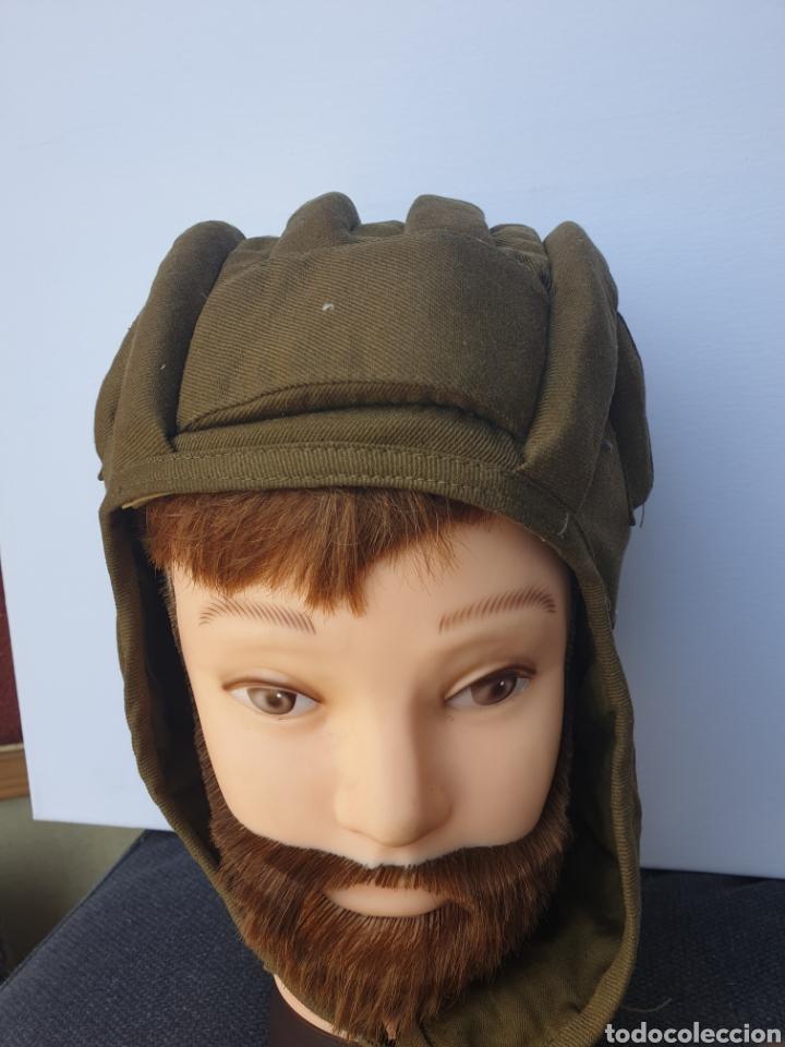 Militaria: Gorra de paracaedista sovietico. - Foto 2 - 205368945