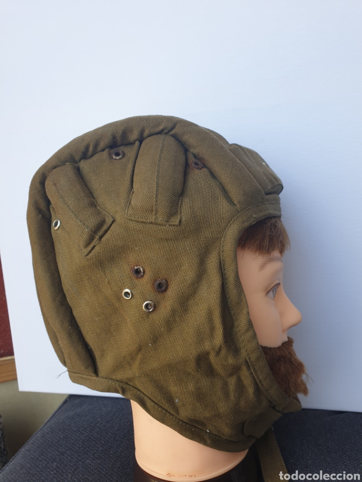 Militaria: Gorra de paracaedista sovietico. - Foto 3 - 205368945