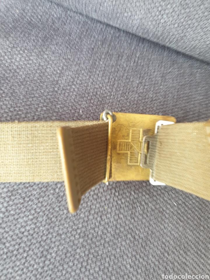 Militaria: Cinturon medico . - Foto 3 - 205522485
