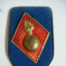 Militaria: HOMBRERAS -L-. Lote 205586205