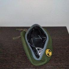 Militaria: BOINA VERDE INFANTERIA DE MARINA TALLA 55-56. Lote 205605218