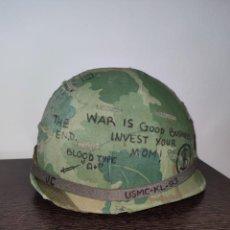 Militaria: CASCO AMERICANO USA.. Lote 205605411