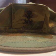 Militaria: GORRA DE FAENA DE INFANTERIA DE MARINA. Lote 205663322