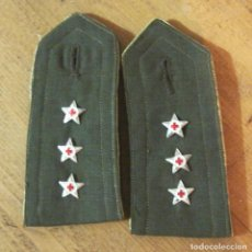 Militaria: HOMBRERAS CAPITAN DE LA CRUZ ROJA. Lote 205850400