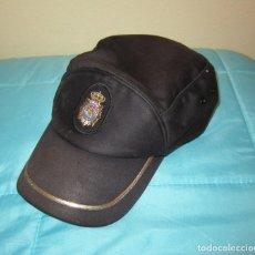 Militaria: GORRA DE SERVICIO DEL CUERPO NACIONAL DE POLICIA. ESCALA BASICA. Lote 243644775