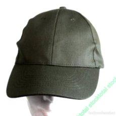 Militaria: GORRA DE EE . UU., VERDE OLIVA, TAMAÑO AJUSTABLE 10273B. Lote 206483617