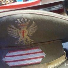 Militaria: GORRA MILITAR. Lote 206797495