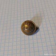 Militaria: BOTÓN DEL BANCO DE BARCELONA, 15 MM. Lote 206802456