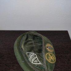 Militaria: BOINA VERDE LEGIÓN BOEL. TALLA 56. Lote 206894927