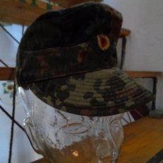 Militaria: GORRA SOLDADO ALEMAN EJERCITO - BUNDESWEHR. Lote 206932835