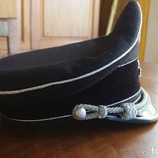 Militaria: GORRA DE OFICIAL DE LAS ALLGEMEINE SS, RÉPLICA. Lote 207011902