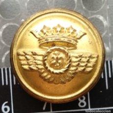 Militaria: BOTON AVIACION GUERRA CIVIL Y POSGUERRA. Lote 207134307