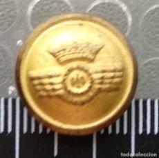 Militaria: BOTON AVIACION GUERRA CIVIL Y POSGUERRA. Lote 207134355