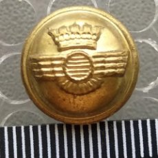 Militaria: BOTON AVIACION EPOCA FRANCO. Lote 207135301