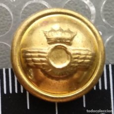 Militaria: BOTON AVIACION EPOCA FRANCO. Lote 207135330