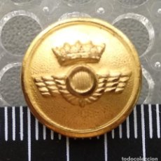 Militaria: BOTON AVIACION EPOCA FRANCO. Lote 207135380