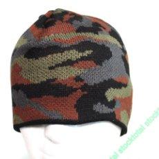 Militaria: GORRO BEANNIE CAMO TALLA UNICA ACRILYC 10953T. Lote 237574775