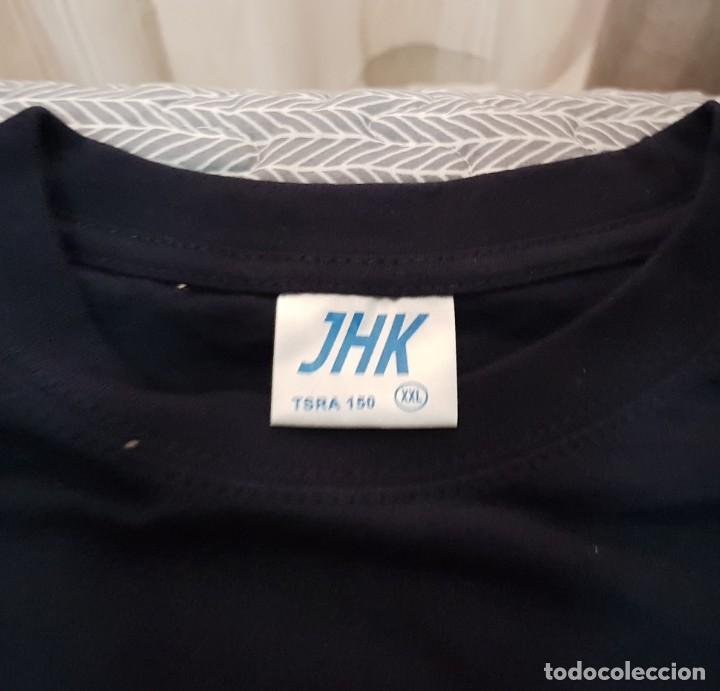 Militaria: Camiseta policía nacional, talla XXL, manga corta - Foto 4 - 207764492