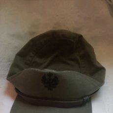 Militaria: GORRA MILITAR EJERCITO ESPAÑOL DIARIO AÑOS 80. EPOCA JUAN CARLOS I. MILITAR.INFANTERIA.CABALLERIA.NA. Lote 208158145