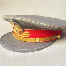 Militaria: GORRA DE PLATO DE SARGENTO DE LA POLICÍA ARMADA - CASA YUSTAS. Lote 210609732