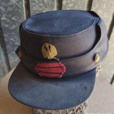 Militaria: GORRA DE CABO DE FERROCARRILES. Lote 211818905