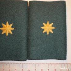 Militaria: HOMBRERAS GUARDIA CIVIL. Lote 211901103
