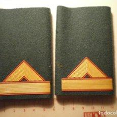 Militaria: HOMBRERAS GUARDIA CIVIL. Lote 211901300