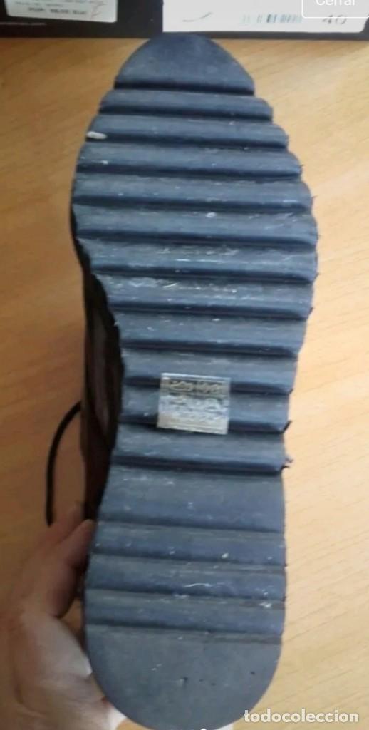 Militaria: Zapatos tipo Derby u Oxford talla 40 con caja original marca Sixtyseven - Foto 8 - 213478361