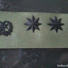 Militaria: PARCHE TENIENTE SANIDAD , MÉDICO. Lote 213718351