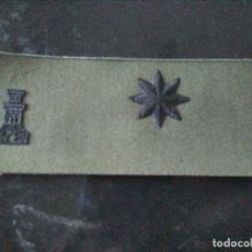 Militaria: PARCHE COMANDANTE INGENIEROS. Lote 213718672