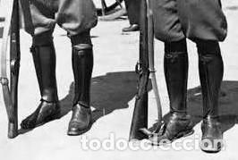 Militaria: LEGGINS PARA GUARDIA CIVIL. ÉPOCA GUERRA CIVIL ESPAÑOLA. - Foto 8 - 213967513