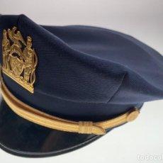 Militaria: GORRA DE SOLAPA POLICÍA NUEVA YORK - NYPD - NEW YORK POLICE DEPARTMENT - TANEN. Lote 214759406